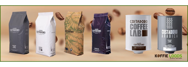 Costadoro Koffie Kopen? | Koffie-loods.nl