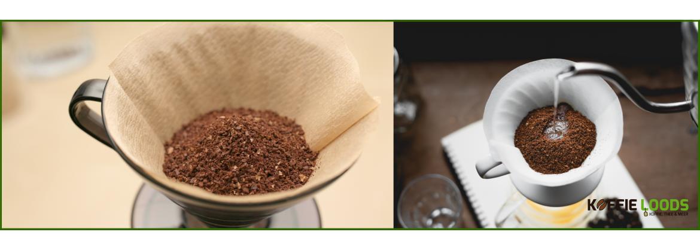 Filterkoffie kopen? | Koffie-loods.nl