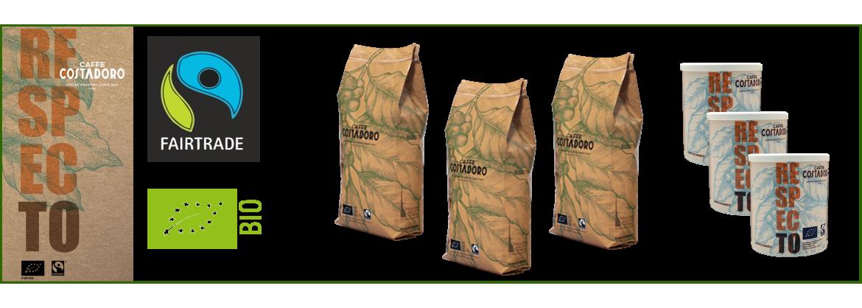 Fairtrade Koffiebonen - Koffie-loods.nl
