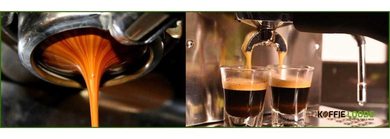 EspressoMachine Kopen? | Koffie-loods.nl
