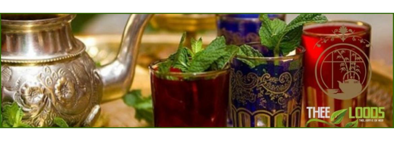 Marokkaanse Thee Kopen? | Ontdek ons heerlijke assortiment!