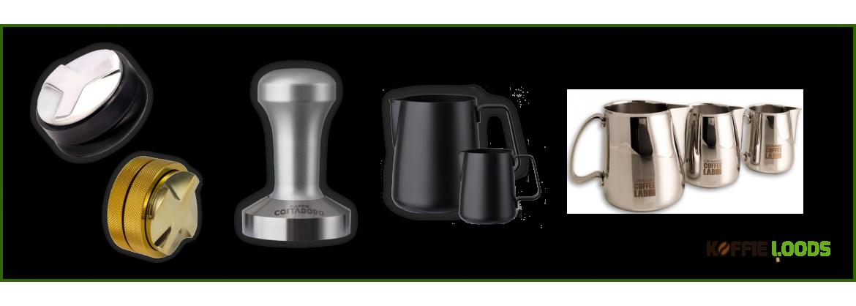 Barista tools kopen? | Accessoires | Koffie-loods.nl