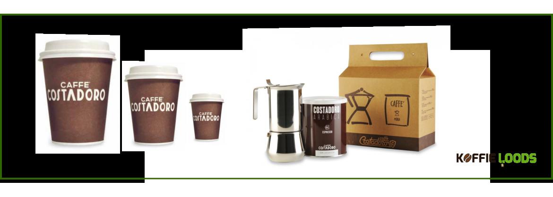 Kartonnen koffiebekers kopen? | Koffie-loods.nl