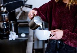 Welke melk heeft u nodig voor uw Koffiemachine?